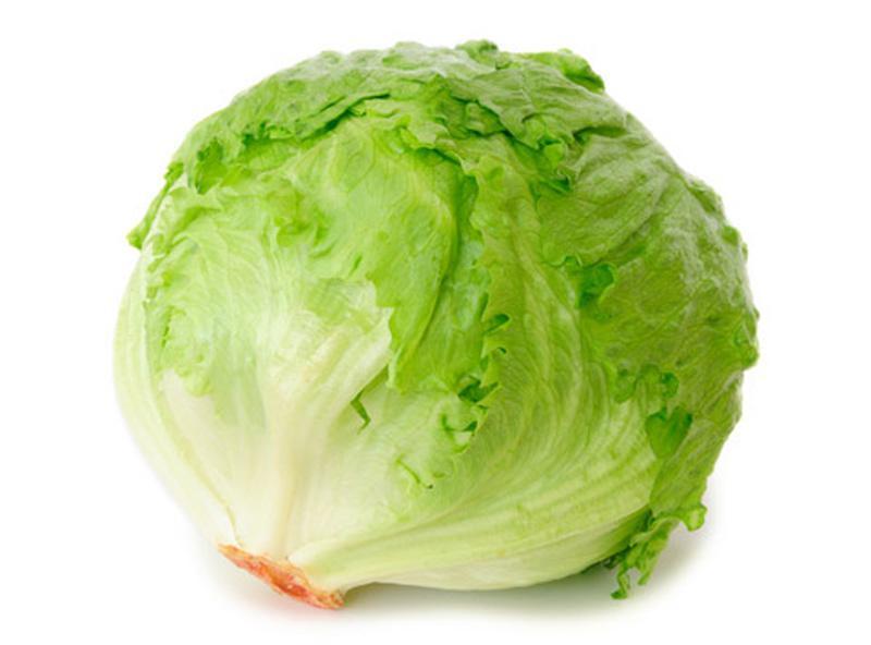 Как выглядит салат айсберг